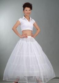 2 Hoop Petticoat for Wedding / Formal Gown (LBC-001)