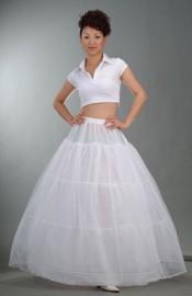 3 Hoop Petticoat for Wedding / Formal Gown (LBC-002)