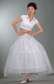 2 Hoop Petticoat for Wedding / Formal Gown (LBC-005)