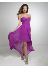 Stylish Quality Chiffon Bridesmaid / Cocktail / Formal Dress (LBC04)